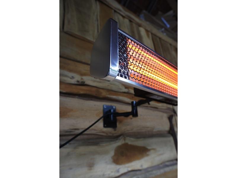 halogen infrarotheizung garten heizung mit niedrigem verbrauch wandstrahler d ebay. Black Bedroom Furniture Sets. Home Design Ideas