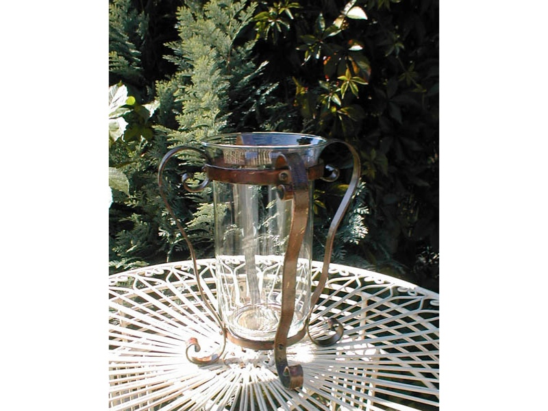 Romantische gartenm bel im toskana stil klappbar aus schmiedeeisen nizza - Romantische gartenmobel ...