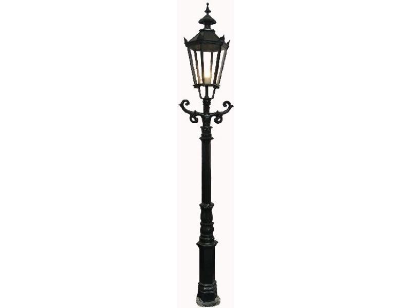 wegbeleuchtung gartenlampe 270 cm aussenleuchte laterne gartenlaterne ebay. Black Bedroom Furniture Sets. Home Design Ideas