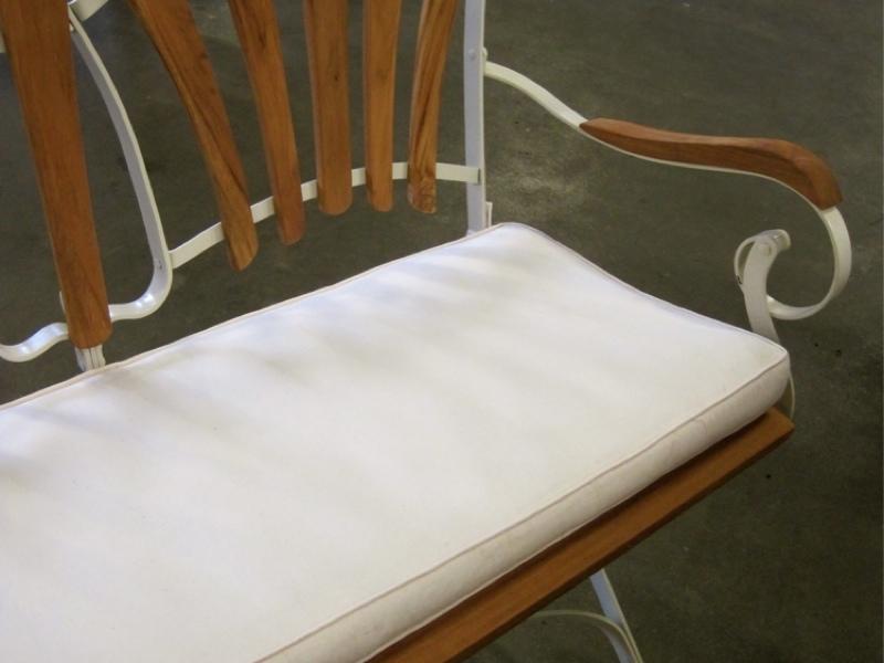sitzauflage f r gartenbank sitzkissen auflagen f r gartenm bel stuhlauflage ebay. Black Bedroom Furniture Sets. Home Design Ideas