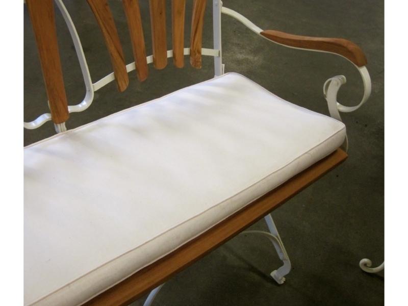 sitzauflage f gartenstuhl sitzkissen auflagen f. Black Bedroom Furniture Sets. Home Design Ideas
