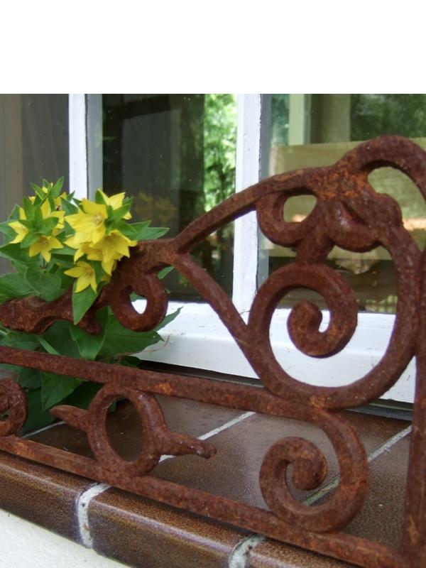 fenstergitter blumenkasten halter fensterbank balkonk sten 73 cm neu ring. Black Bedroom Furniture Sets. Home Design Ideas
