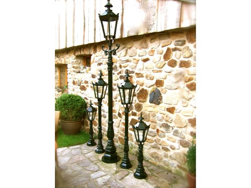 Wegbeleuchtung gartenlampe 270 cm aussenleuchte laterne gartenlaterne ebay - Wegbeleuchtung garten ...